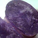 Фиолетовый картофель Vitelotte